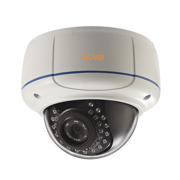 H.265 4K 5MP Starlight Light IP Dome Camera