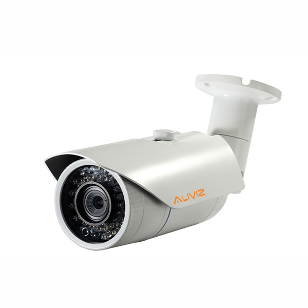 H.265 4K Starlight 5MP Outdoor Weatherproof IP66 IP Bullet Camera