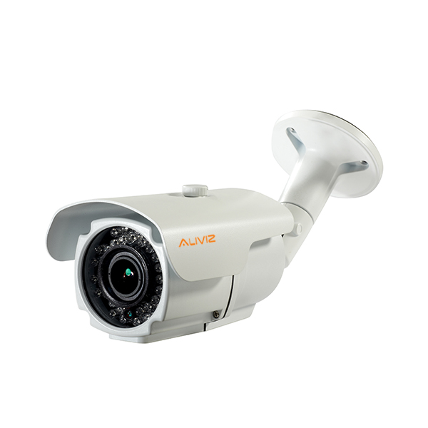 5MP 1080P Outdoor Weatherproof IP66 IP Bullet Camera