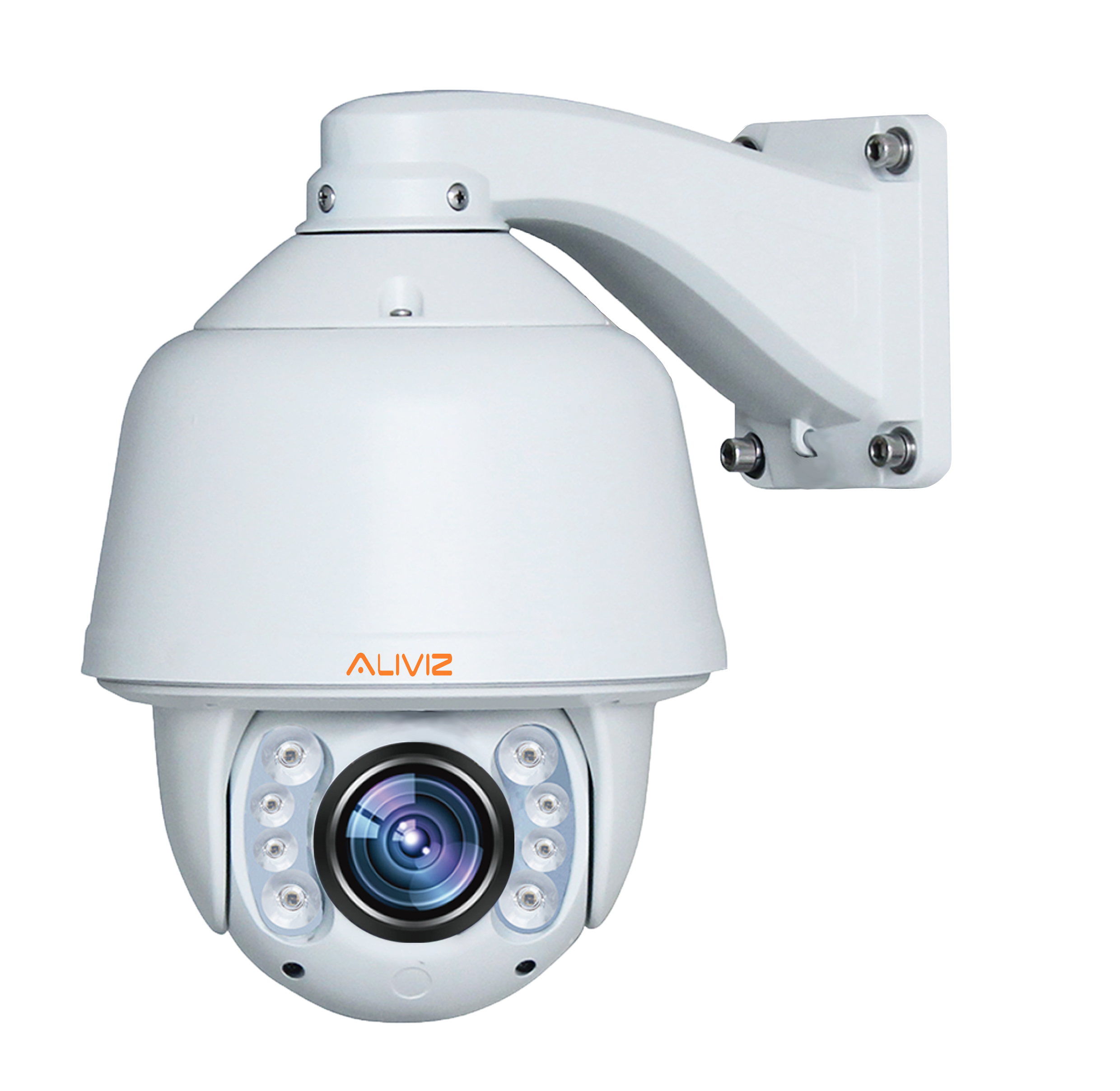 AS-IP8420-HS | 2MP 1080P Auto-Tracking IP PTZ Camera