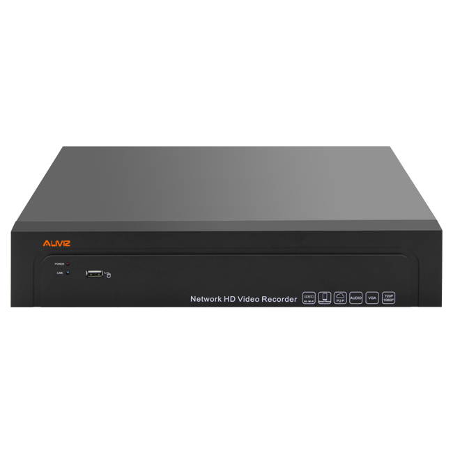 2HDD 1.5U 8CH 1080P Network Video Recorder