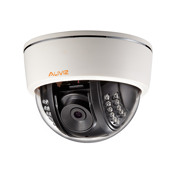 H.265 2MP HD Indoor IP Dome Camera