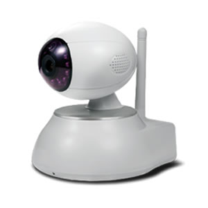 1 Megapixel Mini IP Home Camera